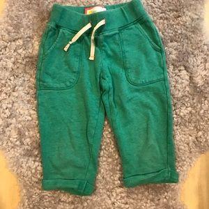 Mini Boden Cropped Sweatpants